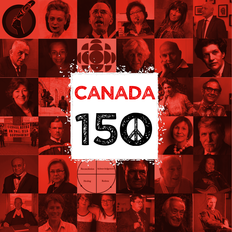 150+ Canadians Who Contributed To Peace FULL LIST