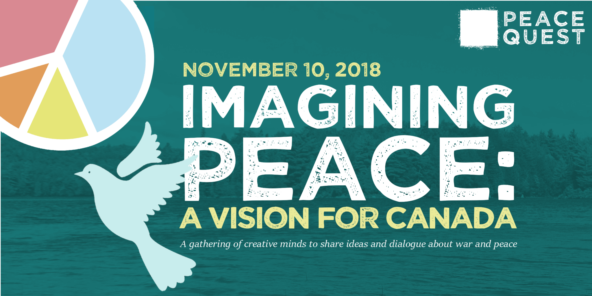 Imagining Peace: Tickets now on sale!
