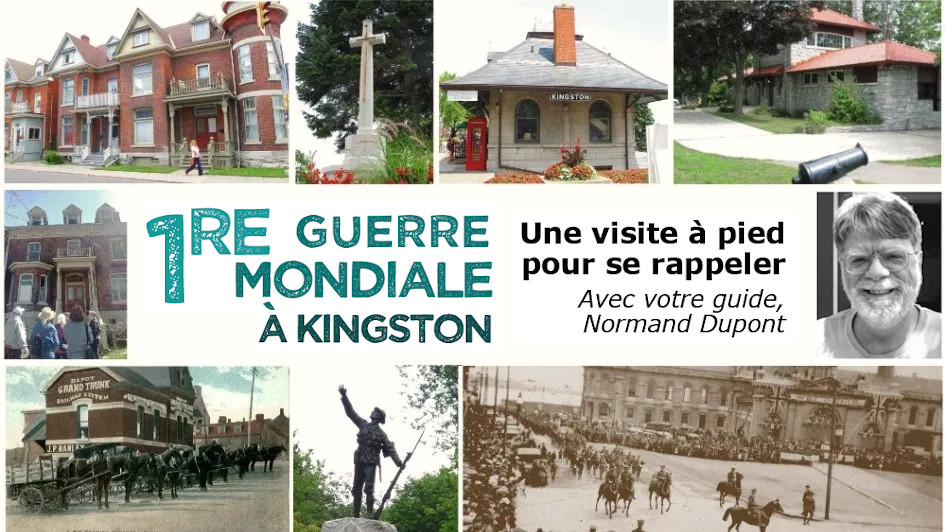 Guerre mondiale à Kingston
